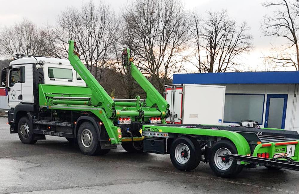 Containerdienst Birkenfeld - Entsorgung